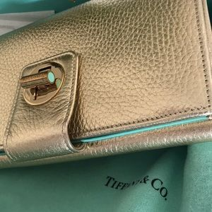 Tiffany & Co. wallet clutch